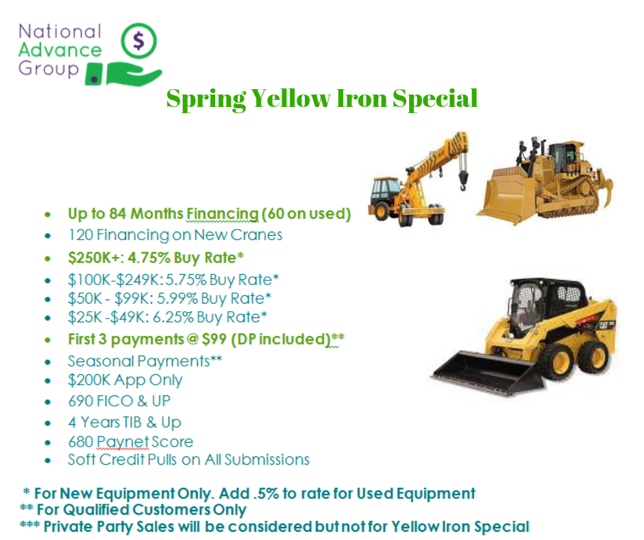 This image has an empty alt attribute; its file name is Spring-Yellow-Iron-Special.png
